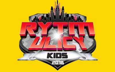 JURORZY + EKIPA RYTM ULICY KIDS 2018